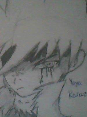 Yoya Karazu....I created him when I was about um.....13 years old