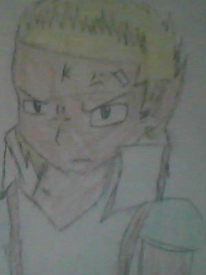 Kid Kenyon/Terry Kenyon...For some reason he is also from Kinnikuman