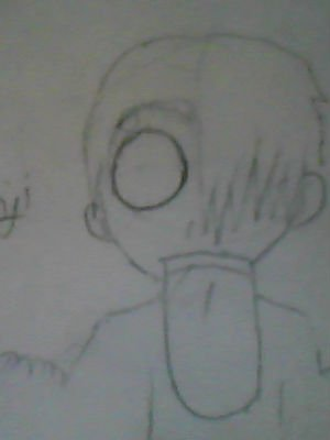 Black Leg Sanji..I KNOW ITS BLUR!!!From One Piece