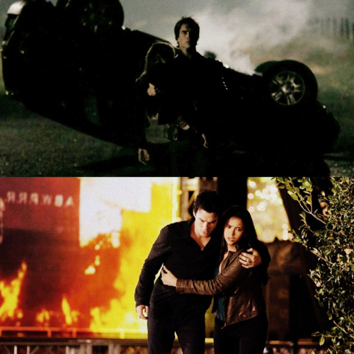 I first fell in love with Delena in Bloodlines, and it's lasted till the end of season two, and it's still going strong.
