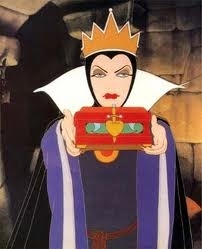 The Evil Queen, Snow White and the Seven Dwarfs