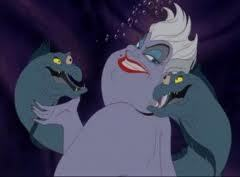 Ursula, The Little Mermaid