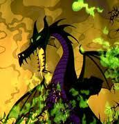Maleficent Dragon, Sleeping Beauty