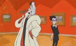 Cruella De Vil from 101 Dalmatians 2-Patch's Лондон Adventure (2003)