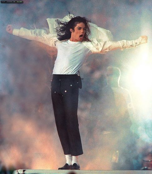 MJ- the Brilliant Entertainer