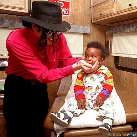 MJ- the Humble Humanitarian
