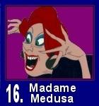 Medusa, The Rescuers