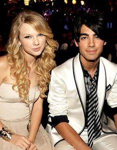 Joe and Taylor