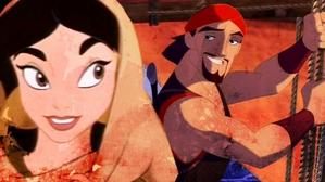 Sinbad & ジャスミン