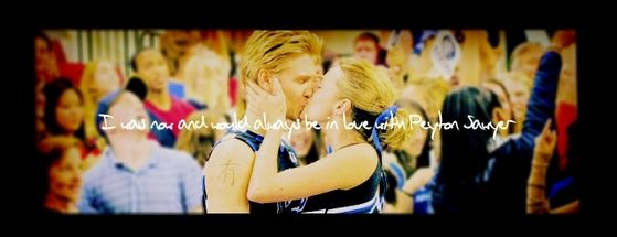Appreciation for Brucas? Sure. Team Leyton? ALWAYS <3