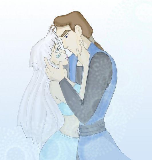 """""""Kiss me Kida..."""" ~Prince Proteus"""