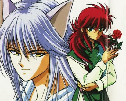 Kurama (Right) Yoko Kurama (Left)