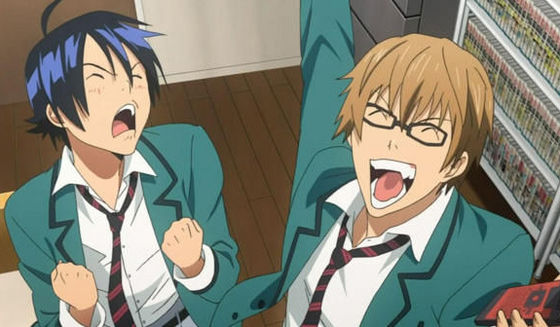 Mashiro (Left) Takagi (Right)