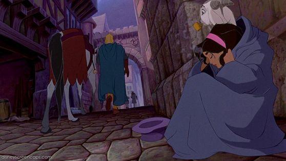 Esmeralda In The Novel And The Disney Movie Disney Females Fanpop