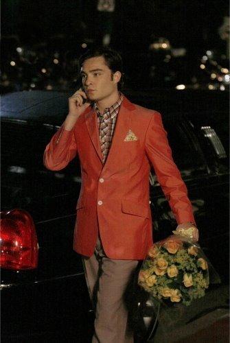 chuck's suit