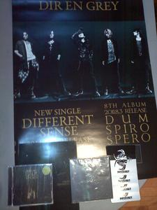The Dir En Grey package!