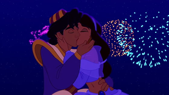 A whole new world...a whole new life...for Ты and me!