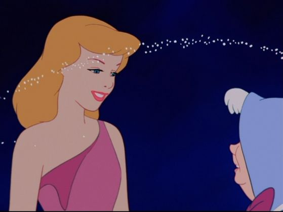 And yet, through it all, Cinderella remained ever gentle and kind, for with each dawn she found new hope that someday her dreams of happiness would come true.
