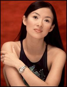 20. Zhang Ziyi