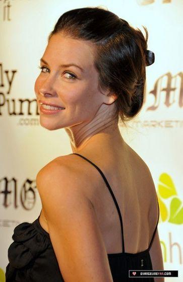 3. Evangeline Lilly