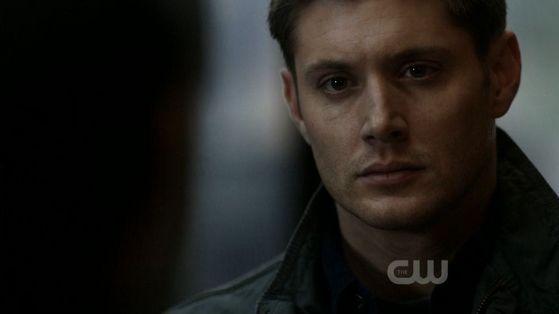 Distraught Dean