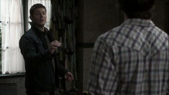 Dean mocks Sam
