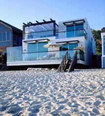 beach house at first