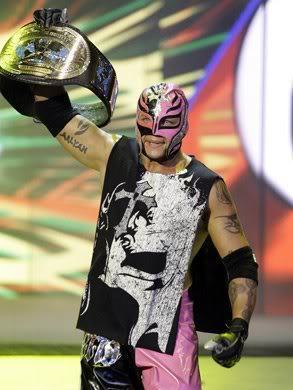 Guest Starring Rey Mysterio