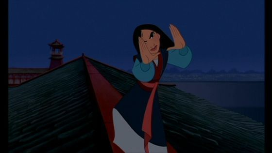Why else would I come back? u zei u trust Ping. Why is Mulan any different?