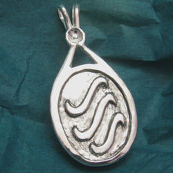 H2O Just Add Water Mermaids locket necklaces 3 waves - H2O ...