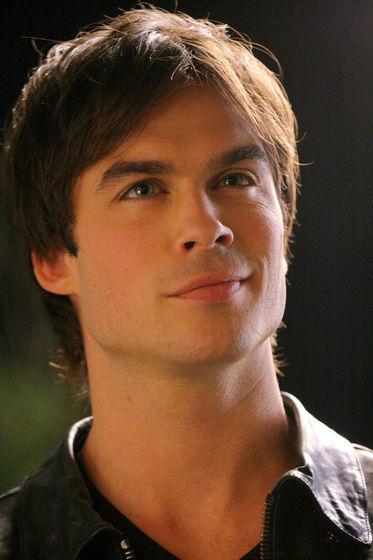 Number 1:Damon Salvatore