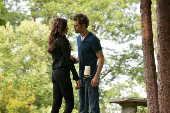 Number 2:Stefan and Katherine
