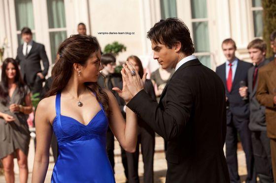 Number 1:Damon and Elena