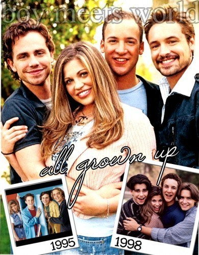 Why We Love Boy Meets WorldBoy Meets World Reunion Topanga