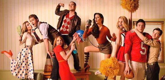 Glee: It's like sunshine!