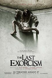 The Last Exorcism Movie Poster #1