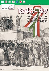 Magazin Cover on the Revolution of 1848