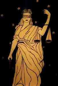 Dike, Goddess of Justice