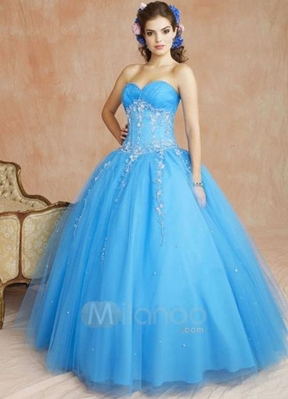 Bella's dress for the ball