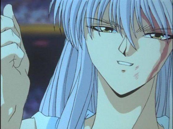 Kurama in his demon Yoko form