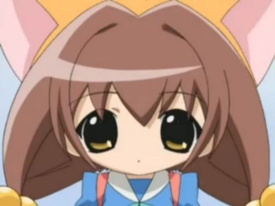 Cutest anime girl EVER