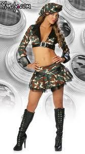 her costume