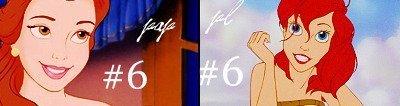 #6- Ariel (pap- percyandpotter, pl=princesslullaby)