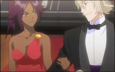 Yoruichi and Kisuke