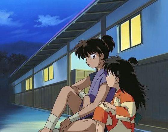 Kohaku and Rin