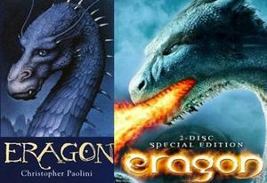 eragon the movie vs eragon the novel essay Eragon is the cousin of roran garrowsson, and until he was 15, eragon was  raised as  they are killed in the movie but stay alive in the book.