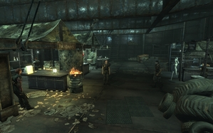 Easy and harmless stealing fallout 3 fanpop for Entrance to rivet city