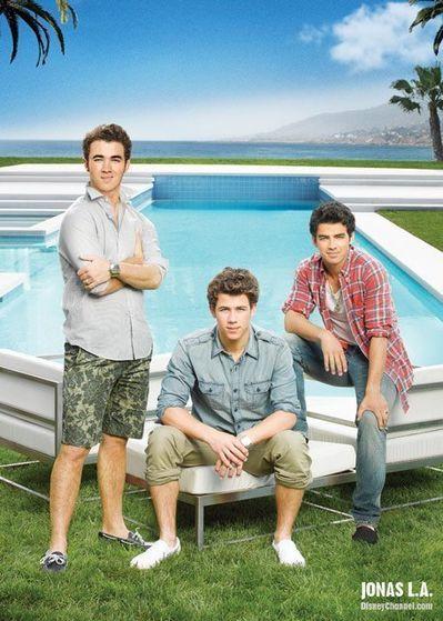Kevin, Nick, Joe