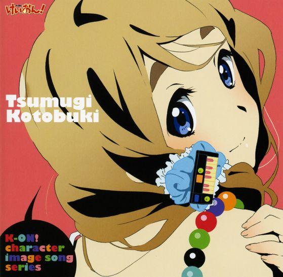 K-ON! Character Image Song Series-Tsumugi Kotobuki