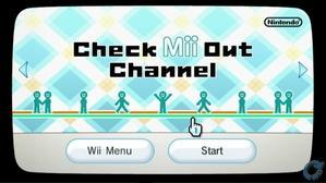 This channel is also known as Mii Contest Channel in some places